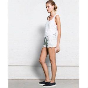 RAG & BONE 24 Kahuna Print Mila Shorts $168 for sale